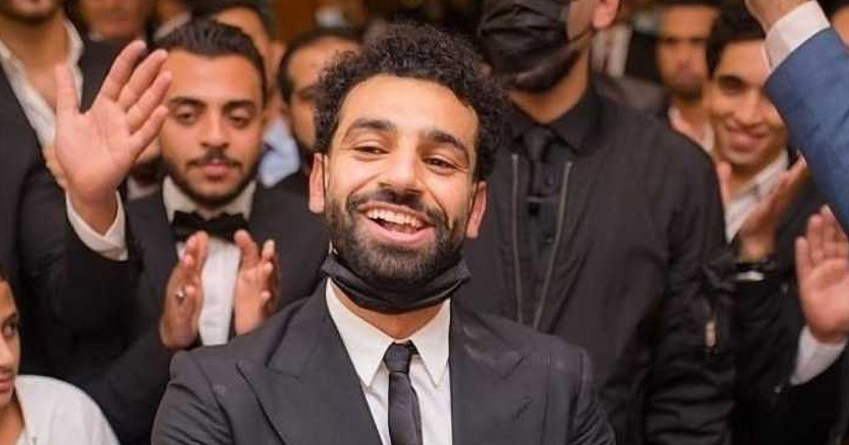 Mo Salah filmed partying at brother's wedding days before positive Covid-19 test