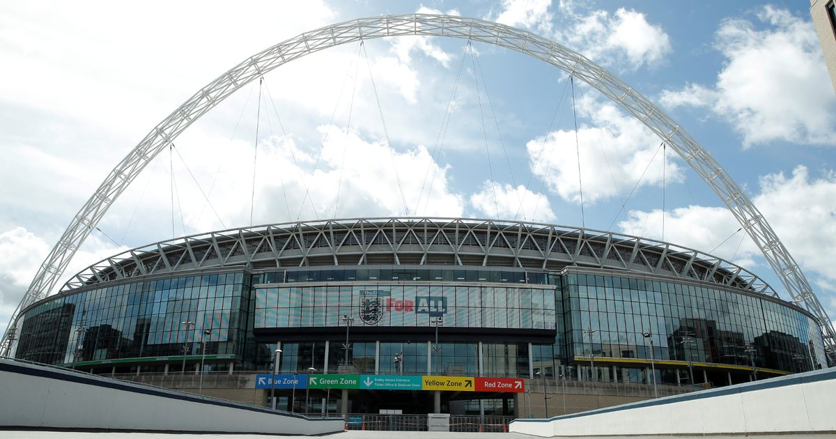 FA chiefs confident fans will be at Wembley for England's Euros tie vs Scotland