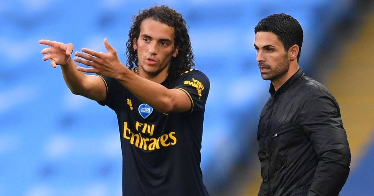 """Guendouzi told """"he won't play for Arsenal again"""" after Arteta decision"""