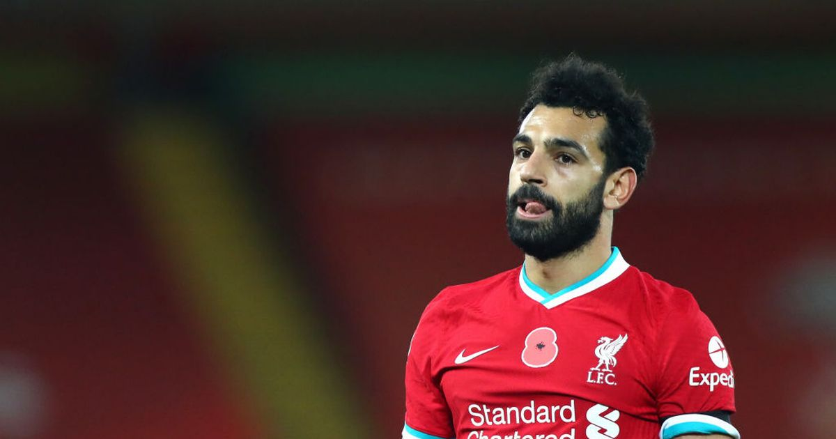 Mohamed Salah social distancing claims slammed after positive Covid-19 test