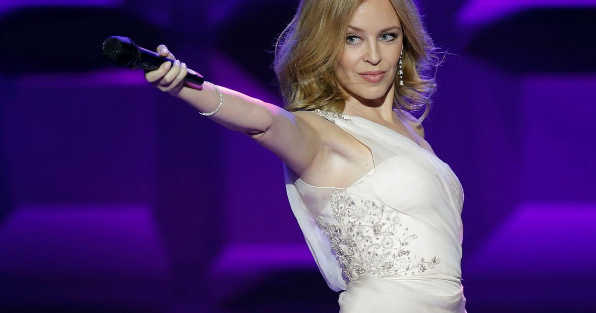 Kylie Minogue sets UK Album Chart record with release of her new album DISCO