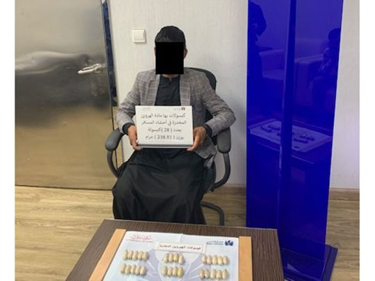 Dubai Customs thwarts 16 body stuffing attempts at airports in 9 months