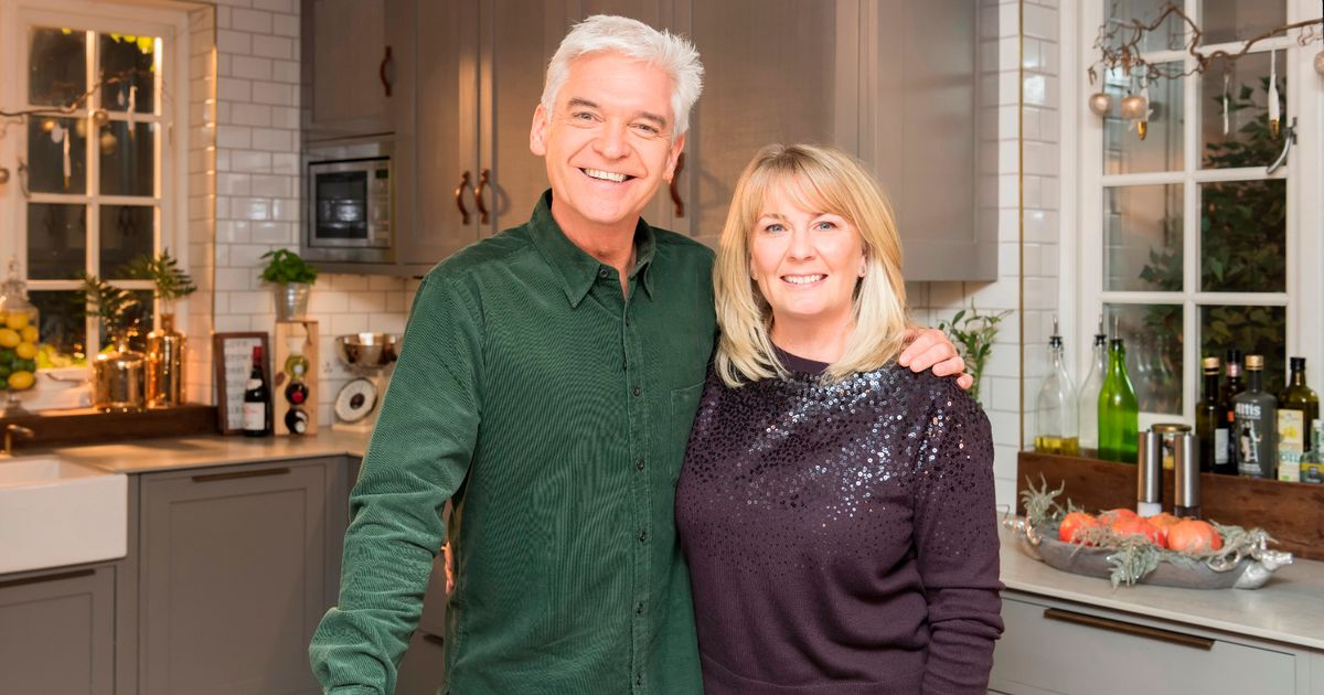 Phillip Schofield says his marriage is 'a work in progress' after coming out