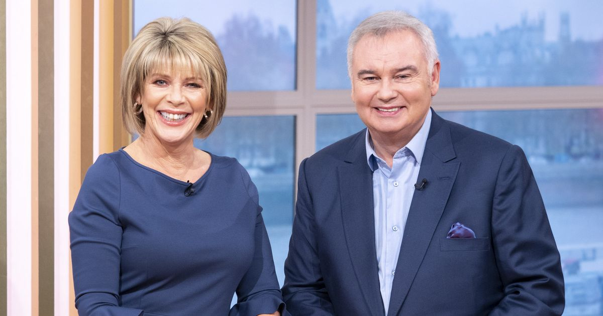Eamonn Holmes and Ruth Langsford dropped from This Morning slot and replaced