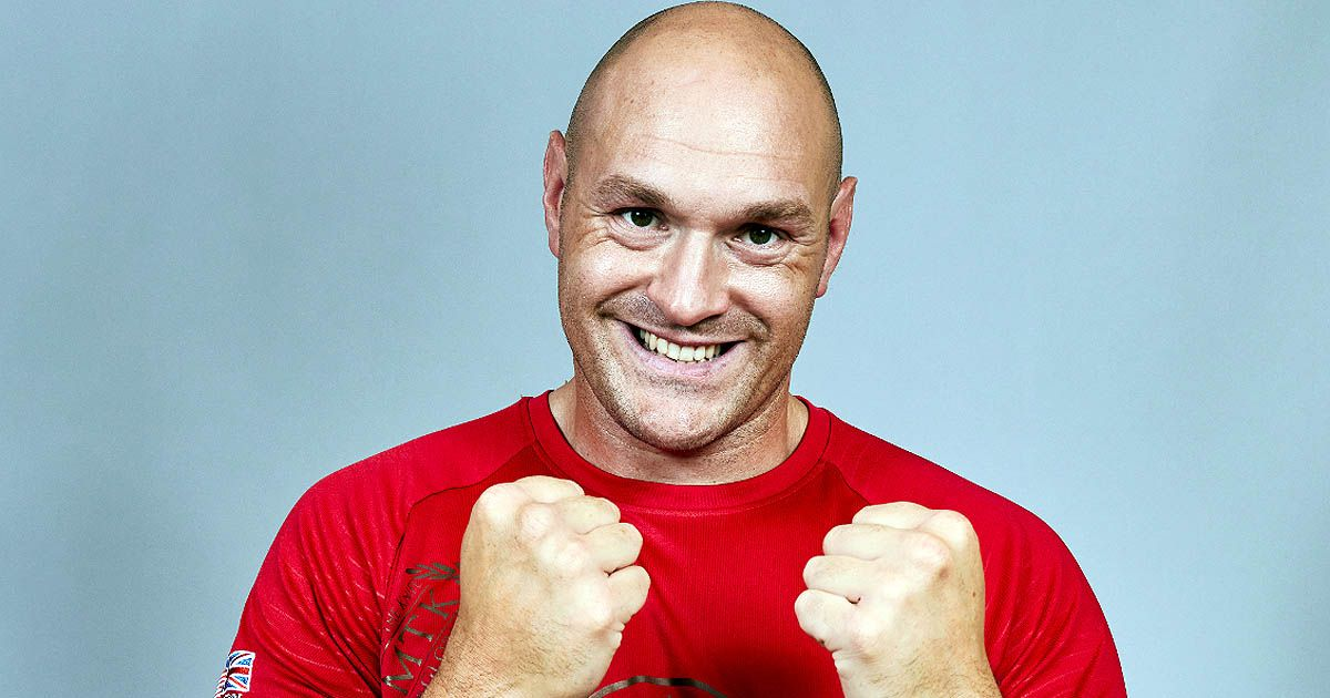 Brave Tyson Fury on how he once wanted to 'end it for good' while driving 160mph