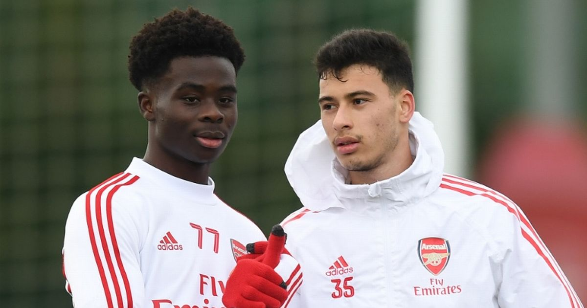 "Rio Ferdinand praises Gabriel Martinelli and explains ""mad"" Bukayo Saka link-up"