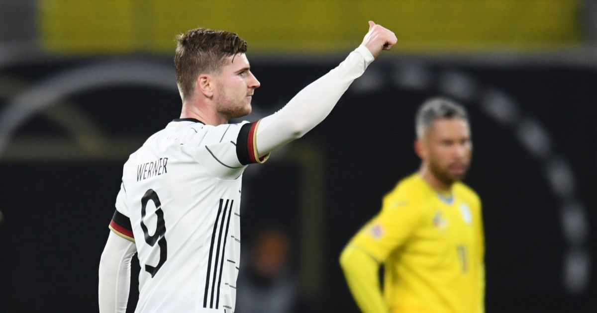 Timo Werner shines in Nations League as Sergio Ramos misses two penalties