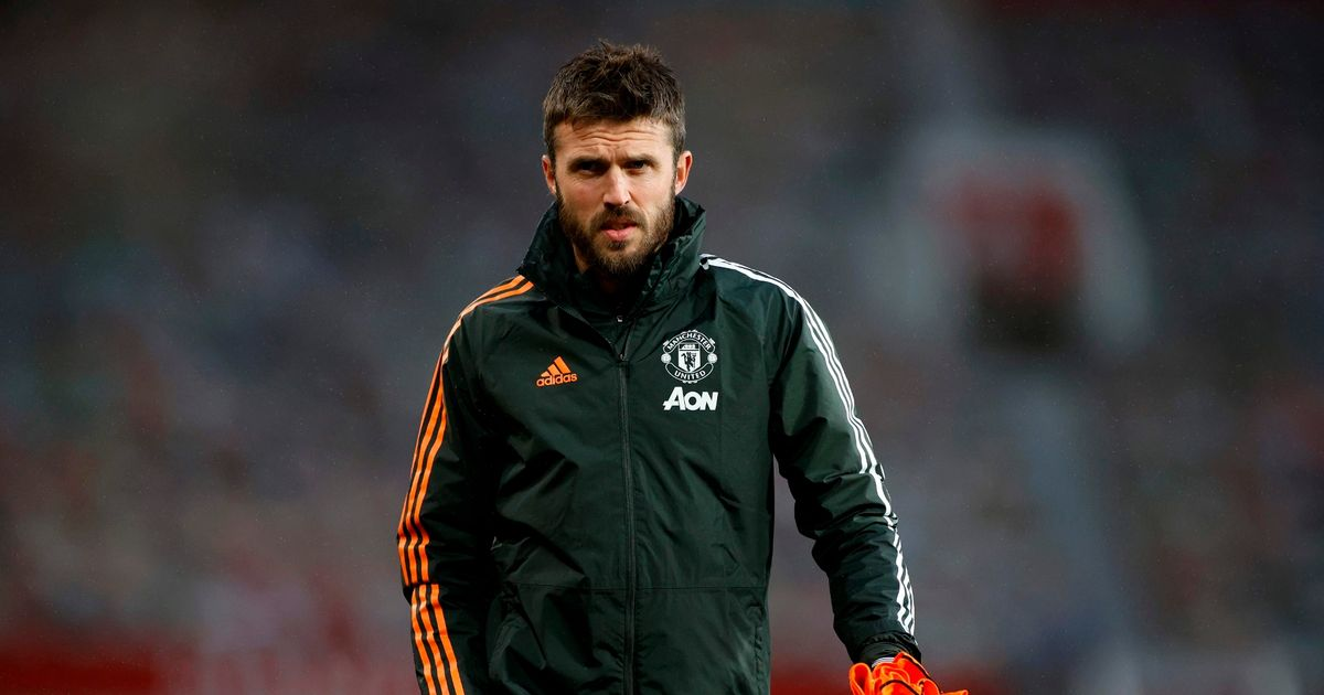 Fernandes makes Michael Carrick claim after watching Man Utd coach in training