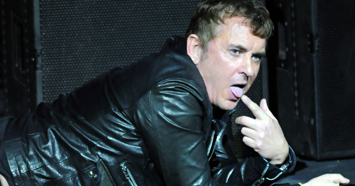 I'm A Celeb star Shane Richie bragged about drug-fuelled orgy with six women