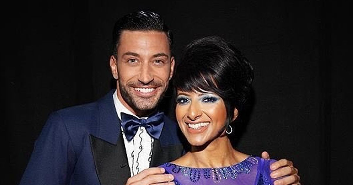Ranvir Singh's saucy confession about dance partner Giovanni Pernice