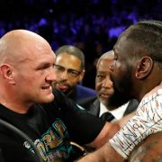 Tyson Fury and Deontay Wilder awaiting outcome of contract row over trilogy