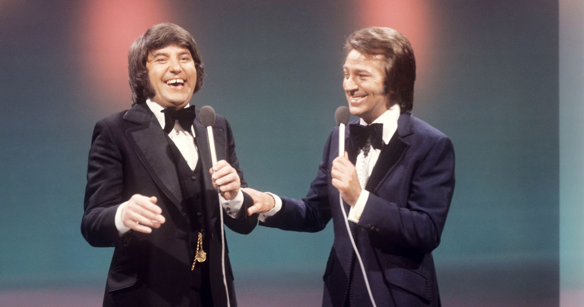 Jimmy Tarbuck says Des O'Connor 'will be in heaven laughing' after death at 88