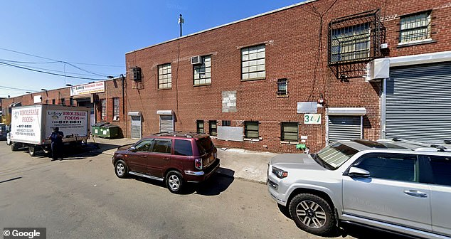 A warehouse in the Bronx was the site of Saturday night's illegal fight