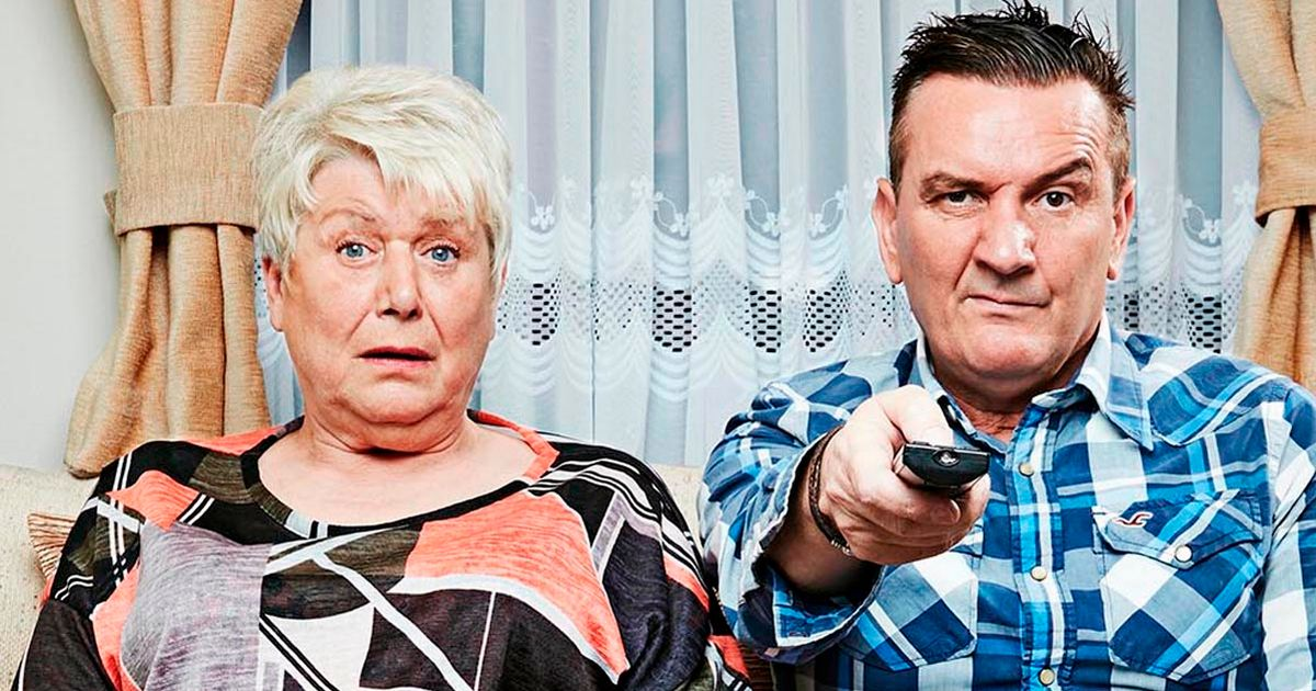 Gogglebox's Jenny 'snoozes on floor of caravan' during gruelling filming stint