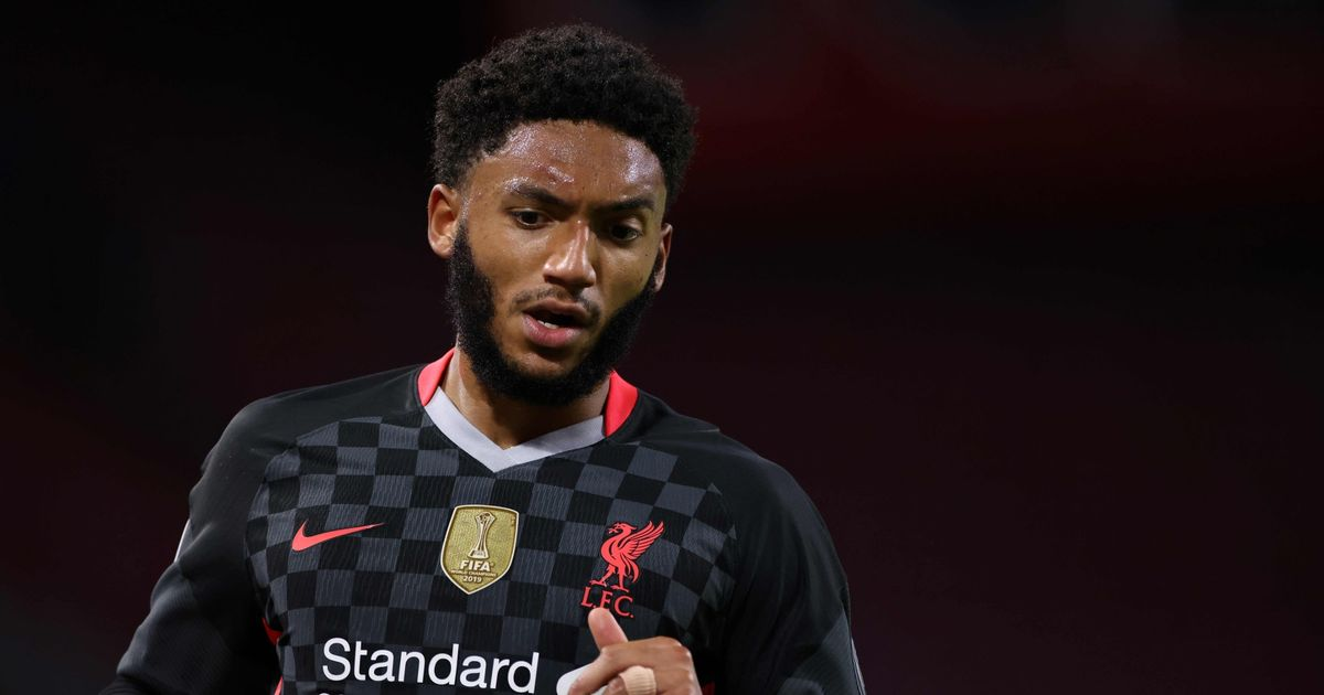 John Terry sends message to Joe Gomez after Liverpool star suffers injury