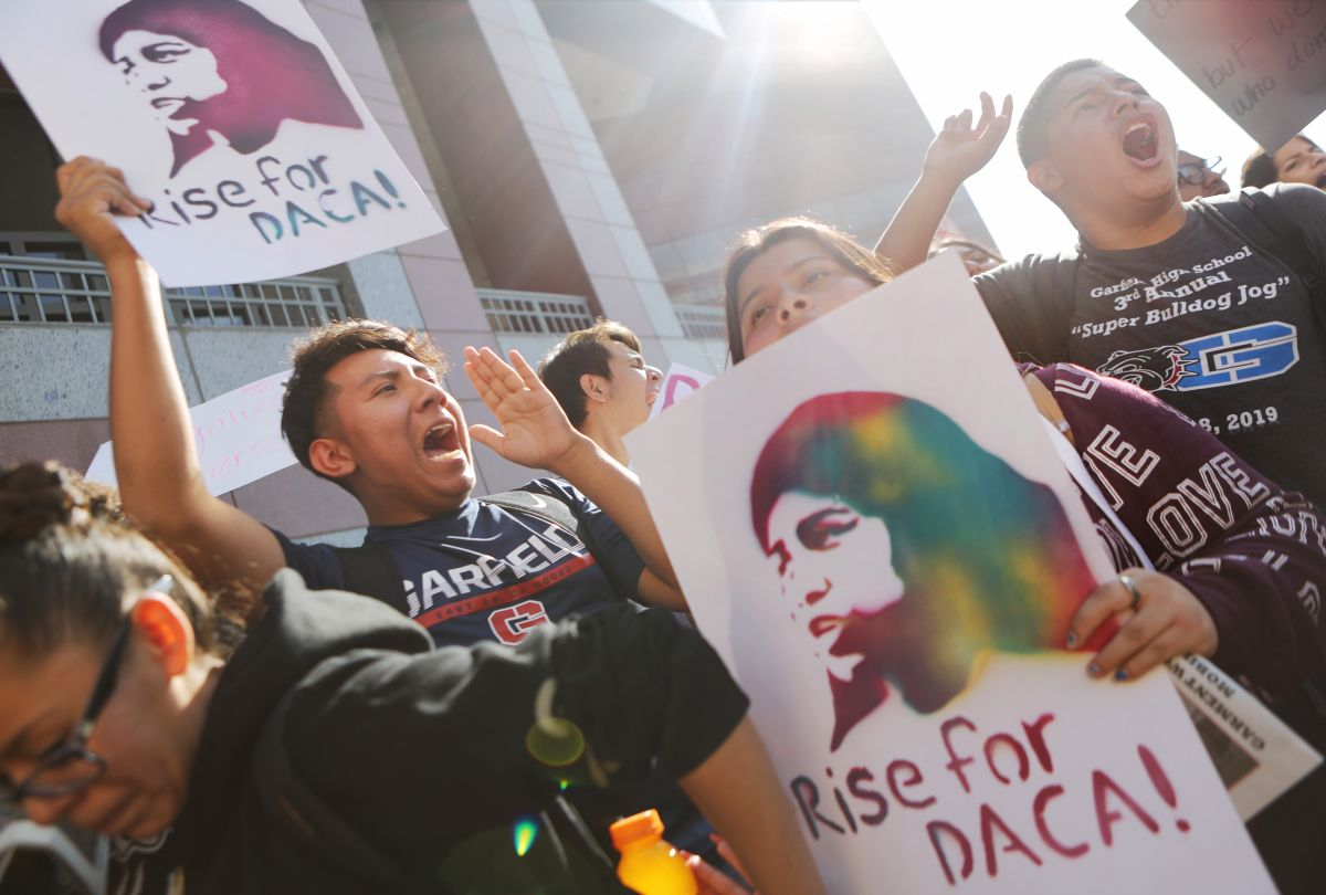 Ruling in favor of restoring DACA fills thousands of young immigrants with hope | The State
