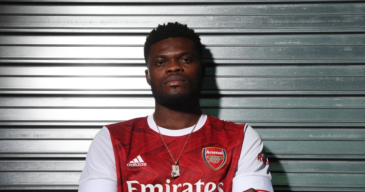 Emmanuel Adebayor's Man Utd advice ahead of Thomas Partey's Arsenal transfer
