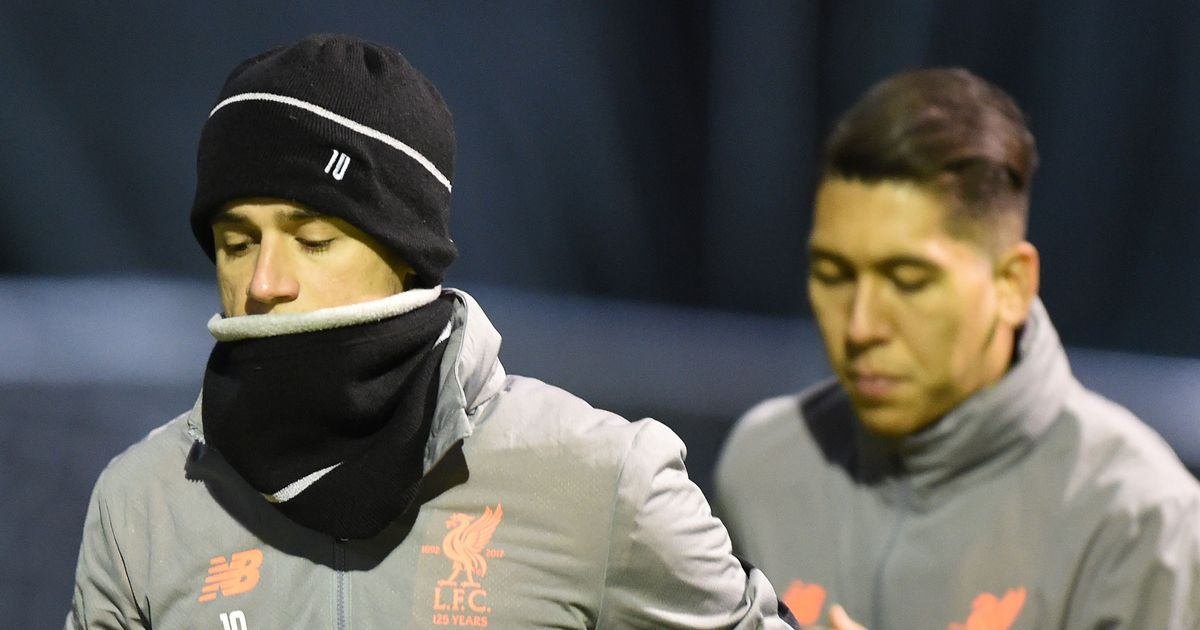 Ex-Liverpool defender makes claim on what Coutinho was like in training