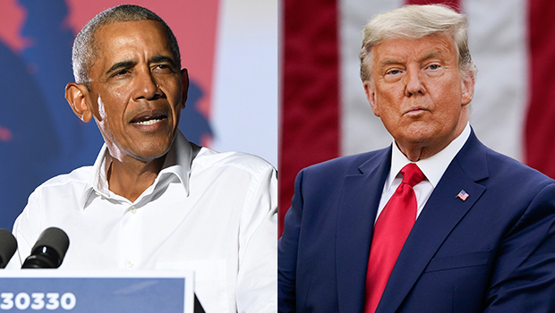 Barack Obama Calls Donald Trump 'Richie Rich — The Complaining, Lying Figure'