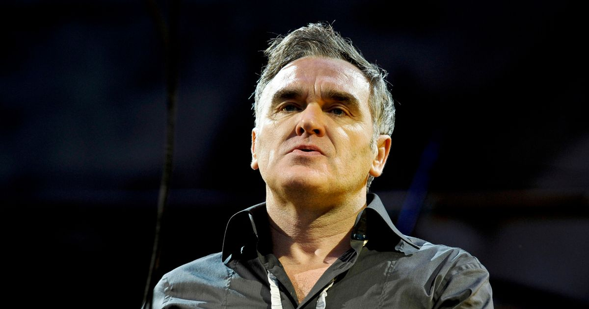 Morrissey announces he's been 'dropped' by record label in furious statement