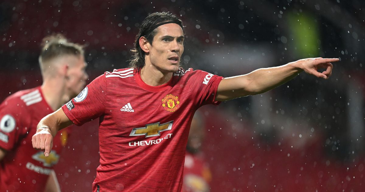 Edinson Cavani could bring out the best in Harry Maguire at Man Utd