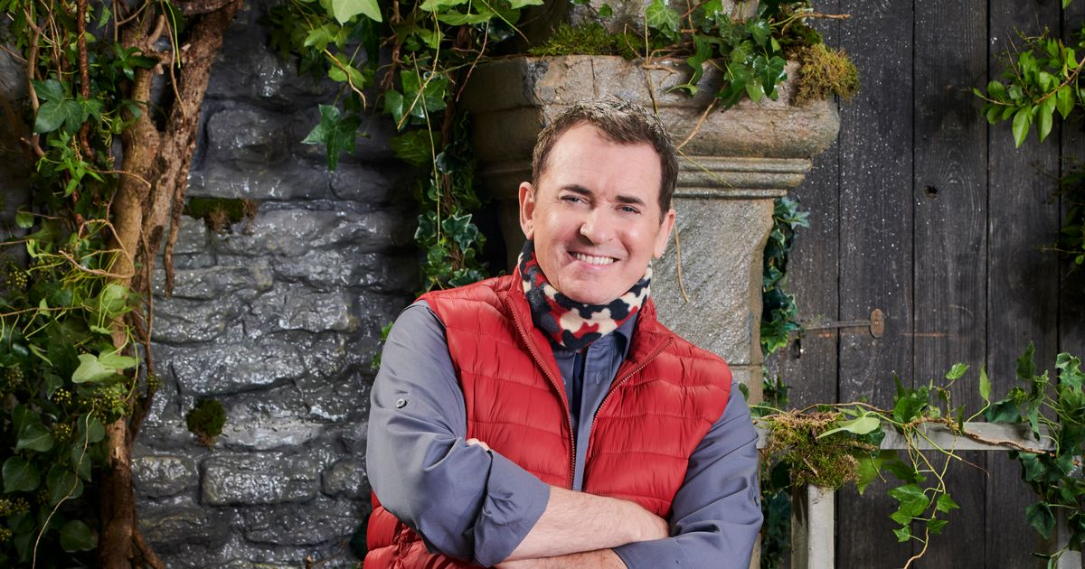 I'm A Celebrity's Shane Richie says he was 'literally skint' ahead of ITV show