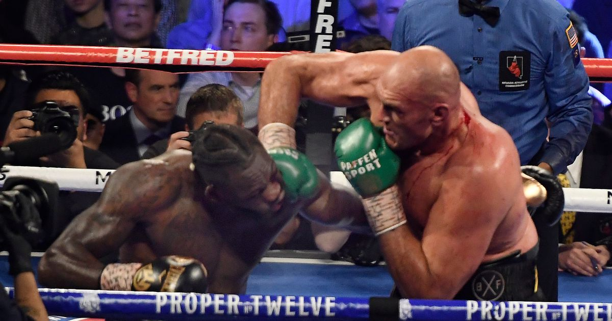 Tyson Fury could fight Anthony Joshua next instead of Deontay Wilder trilogy