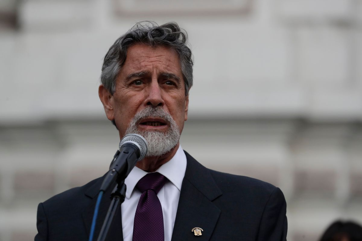 Francisco Sagasti: the engineer who will become president of Peru | The State
