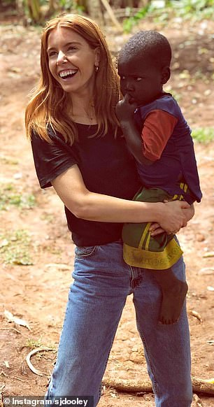 The inquiry was launched back in 2018 following a complaint to the Charity Commission by Comic Relief. Pictured: Journalist Stacey Dooley has taken part in Comic Relief