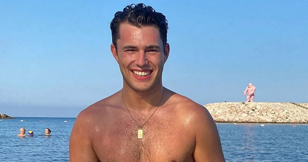 Love Island's Curtis Pritchard 'signs up to Celebs Go Dating' in search of love