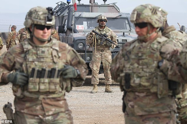 Trump plans to bring back to the U.S. around 2,000 troops from Afghanistan, lowering their total from 4,500 to around 2,500
