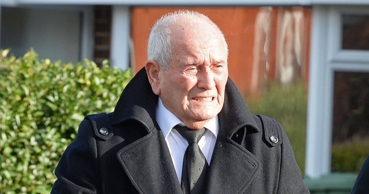 Bobby Ball funeral – Tommy Cannon leads mourners as comic star laid to rest
