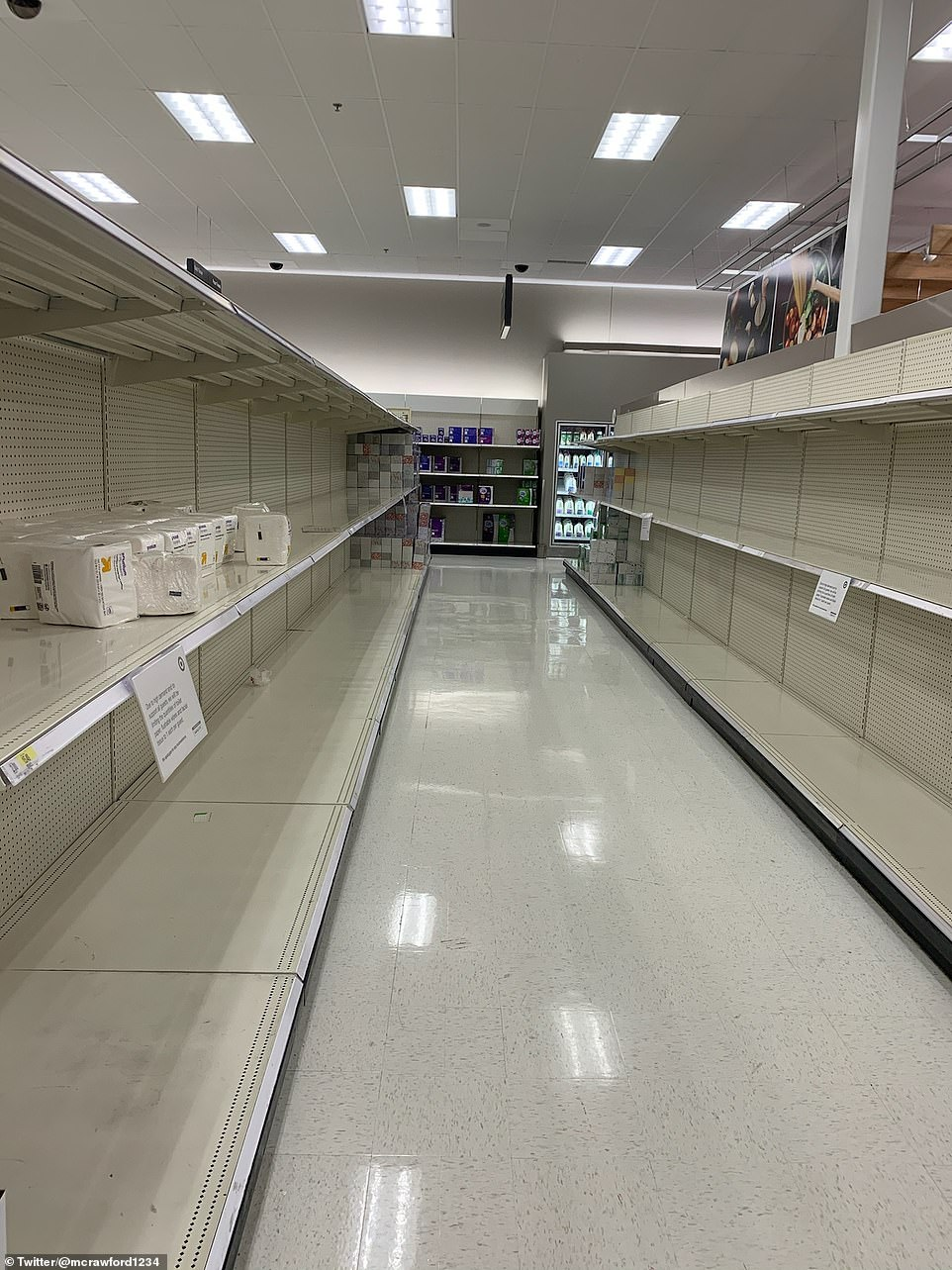 New Jersey: Experts say the run is likely to be less severe this time as stores and shoppers are more prepared