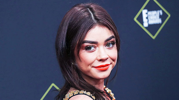 Sarah Hyland's Hair Makeover: 'Modern Family' Star Shows Off New Copper Locks — Before & After Pics