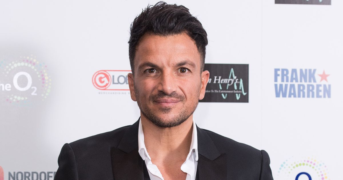 Peter Andre concerned as son Theo, 3, asks for coronavirus test after coughing
