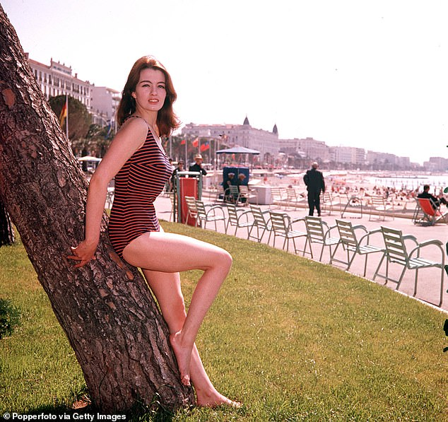 The Profumo affair was made into a film called Scandal, starring John Hurt, Ian McKellen and Joanne Whalley Kilmer (as Christine) in 1989 - Seymour says the actors accused producers at the time of trying to make the set into something like a 'porn film'