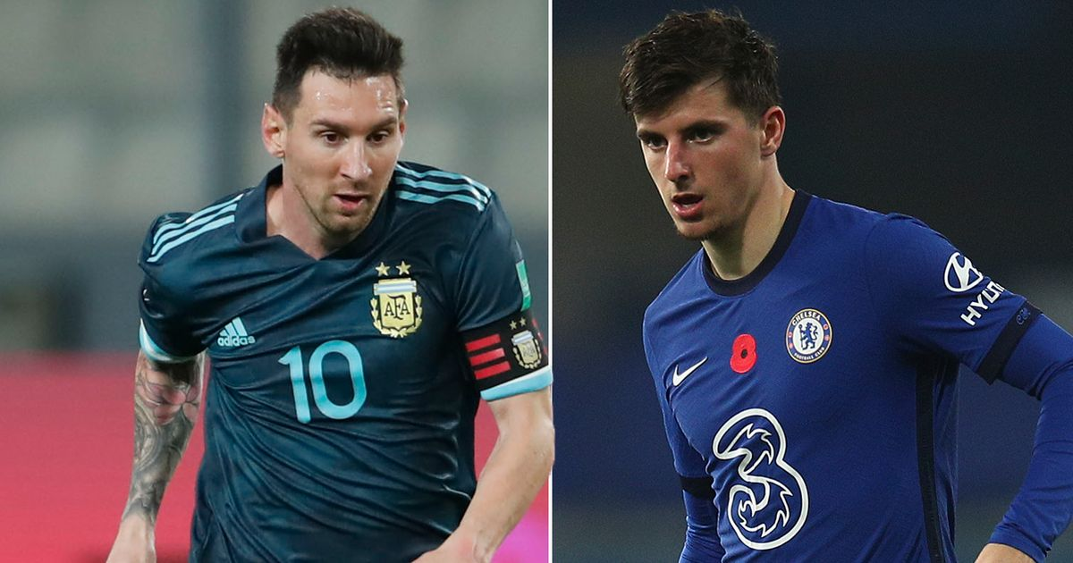 Messi's comments give insight on what he thinks about Mason Mount criticism