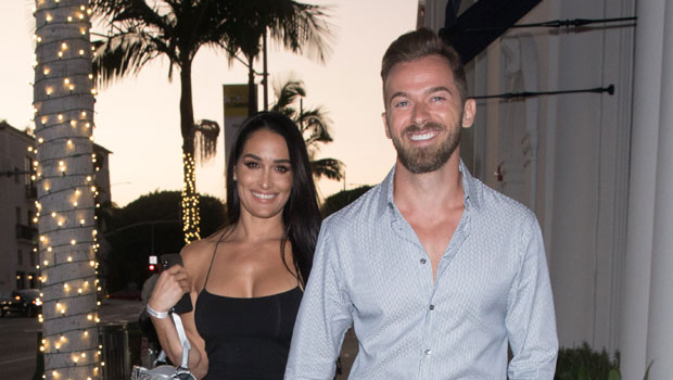 Artem Chigvintsev Reveals How He Felt About John Cena Texting Nikki Bella About Their Baby