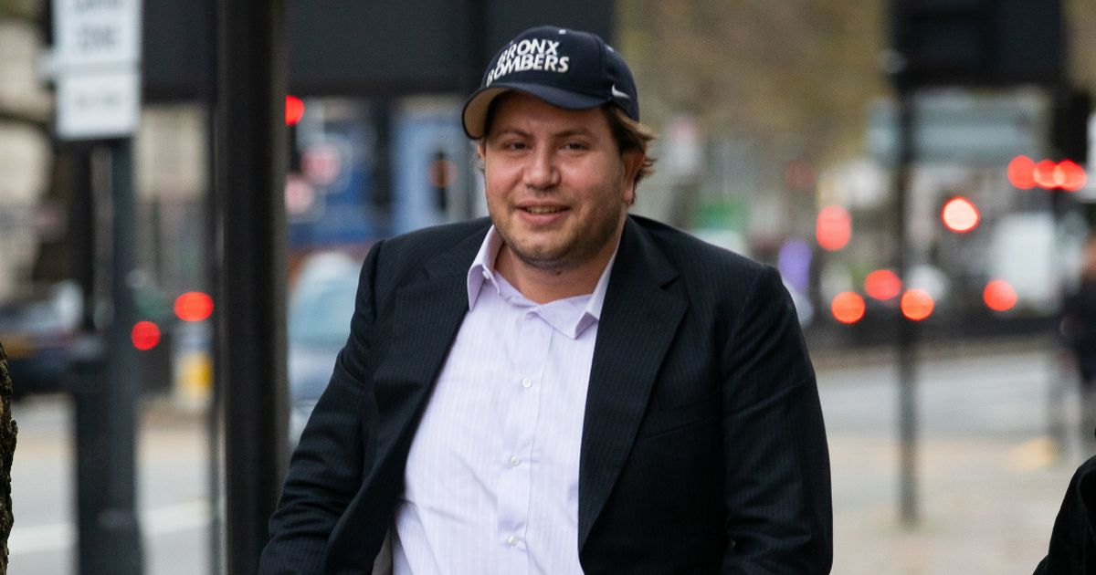 James Stunt charged with possession of cocaine and damage to police cell
