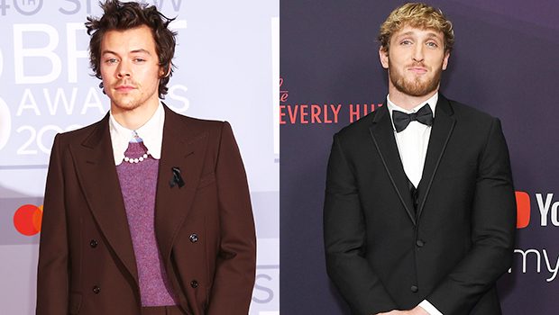 Logan Paul Applauded For Defending Harry Styles' 'Manliness' After He Wears Dress For 'Vogue'