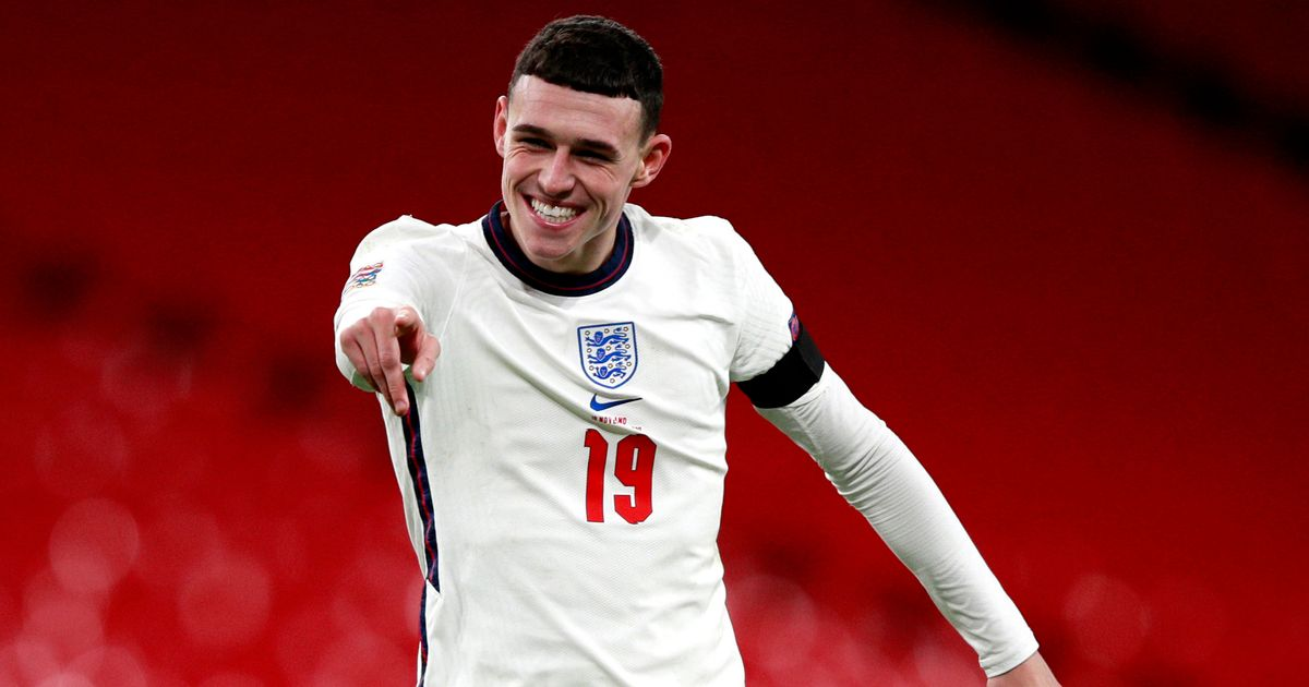 Phil Foden earns England redemption and shows he is the future in Iceland rout