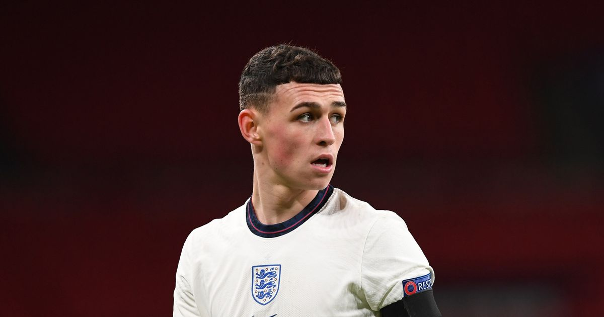 Phil Foden opens up on Iceland shame after achieving England redemption