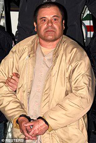 The H-2 cartel is a branch of the Beltrán-Leyva Cartel, which is also known as the Beltrán-Leyva Organization. The cartel was born in 2008 out of the Sinaloa Cartel, which was founded by Joaquín 'El Chapo' Guzmán (above)