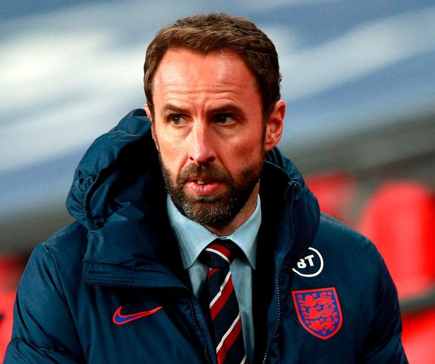 Gareth Southgate watched his side ease to victory over Iceland