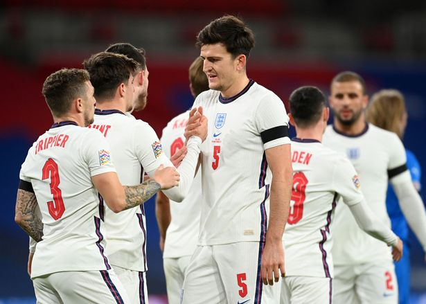 Harry Maguire showed there is more to his game than just defending