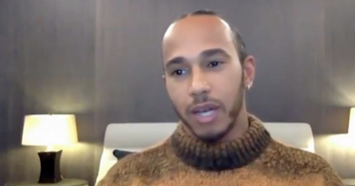 """Lewis Hamilton details sickening racism and being told """"go back to your country"""""""