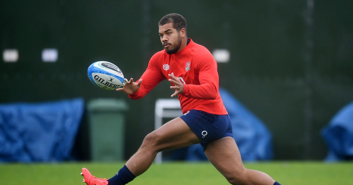 "Lawrence keeps England place to face Ireland in Jones' ""strongest possible"" team"