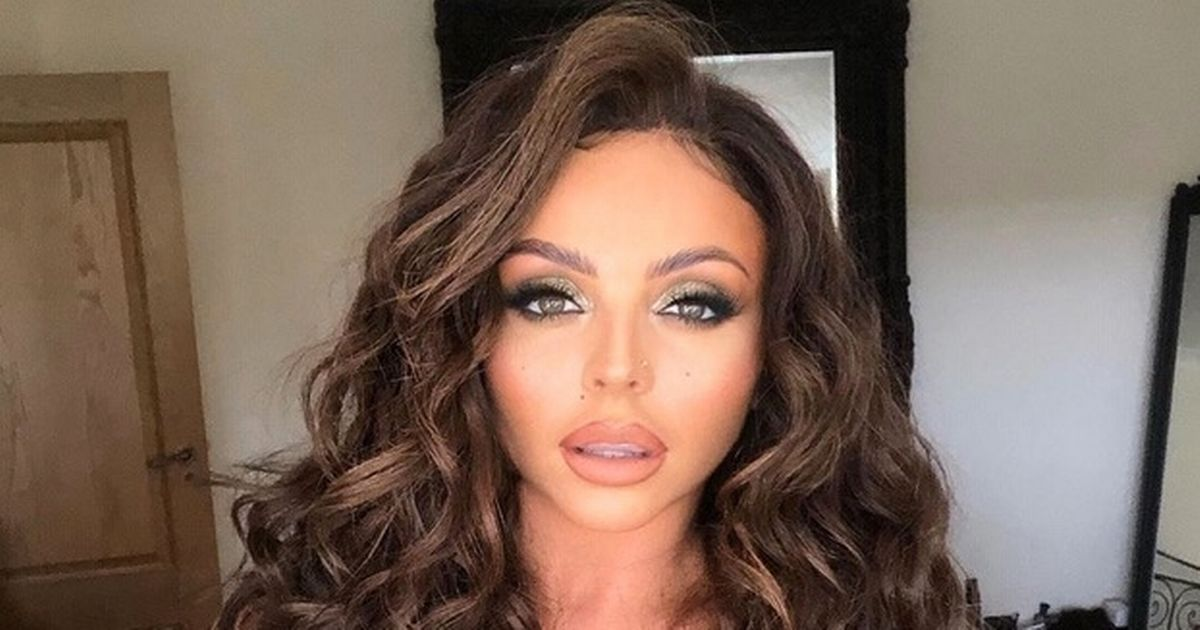 Jesy Nelson said a break 'was needed' days before temporarily leaving Little Mix