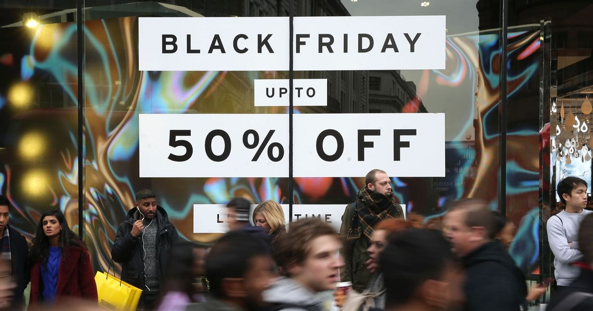 Best Black Friday 2020 clothing deals as ASOS, Very and more launch huge savings