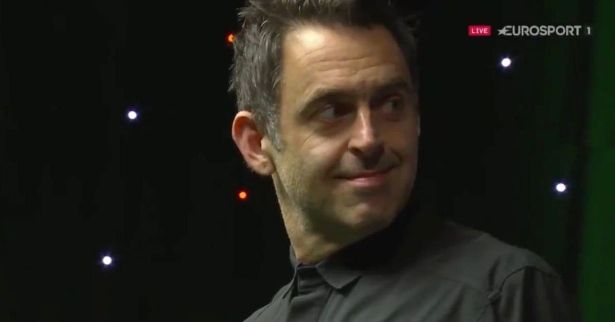 O'Sullivan 'proud' after shattering Northern Ireland Open silence with loud fart